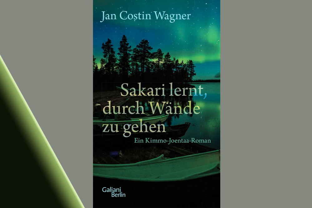 Jan Costin Wagner, Sakari
